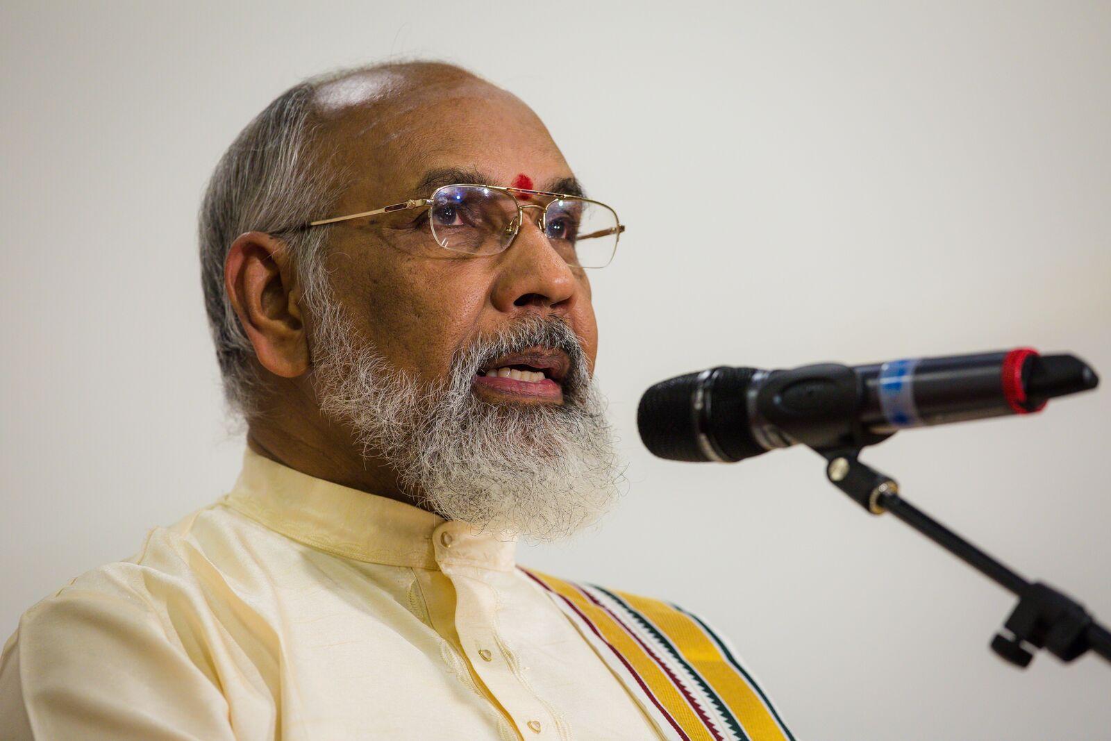 நீதியரசர் சி.வி.விக்னேஸ்வரன் ஆற்றிய சிறப்புரை